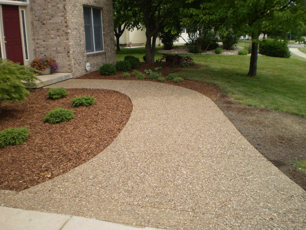 Des Plaines Exposed Aggregate | Des Plaines Exposed ...