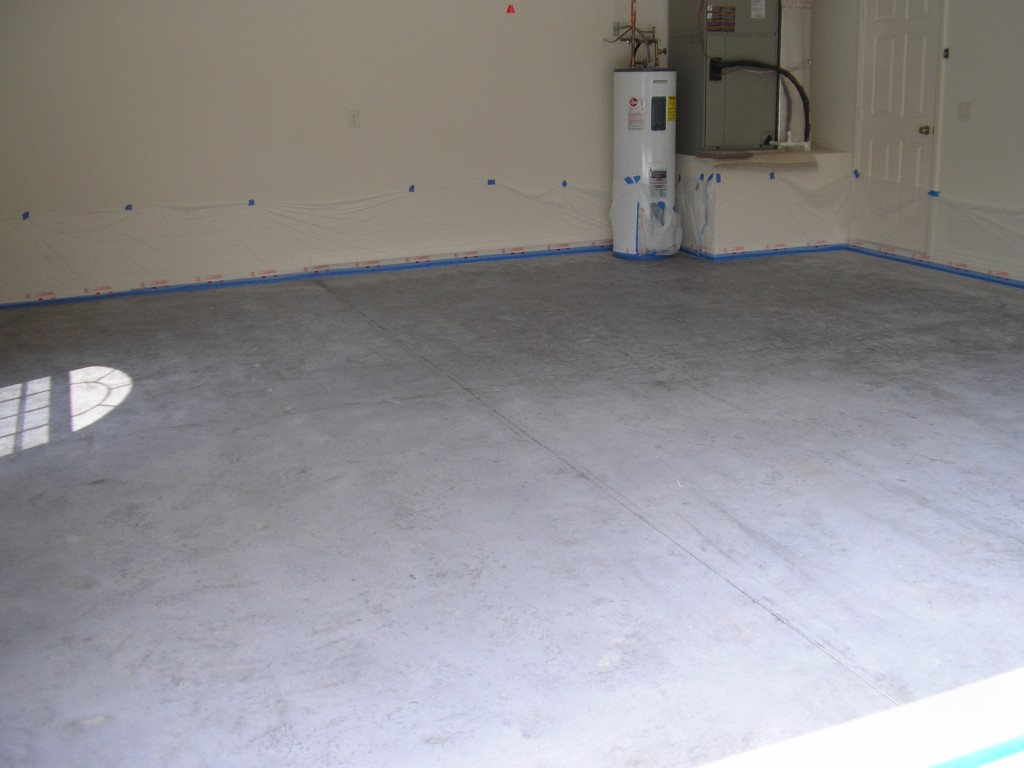Des Plaines Garage Flooring Des Plaines Garage Floors
