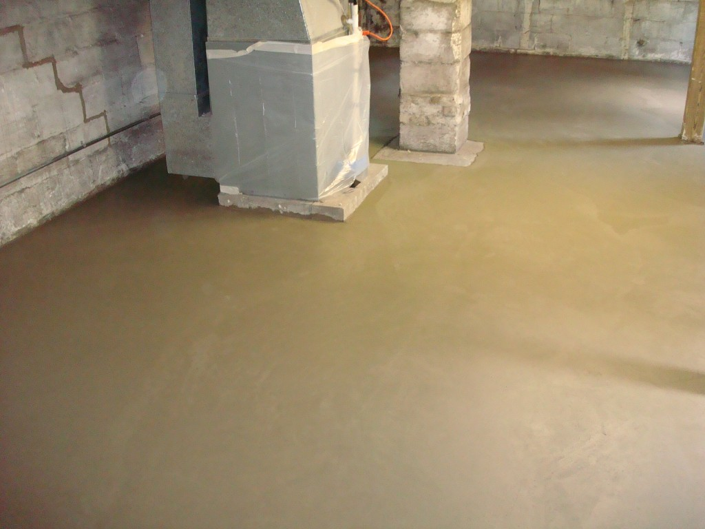 Des Plaines Basement Flooring Des Plaines Basement Floors Des - Best material for basement floor